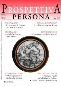 Prospettiva Persona n. 88