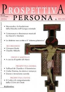 Prospettiva Persona n. 89-90