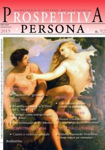 Prospettiva Persona n. 92