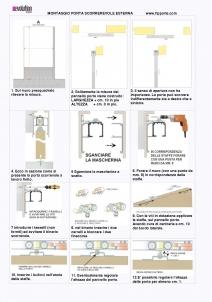 Mokazine fipevolution montaggio porta scorrevole - Montaggio porta scorrevole ...