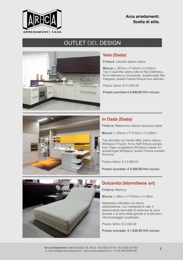 Outlet Arredamento Pavia.Outlet Del Design Ar Ca Arredamenti Pavia