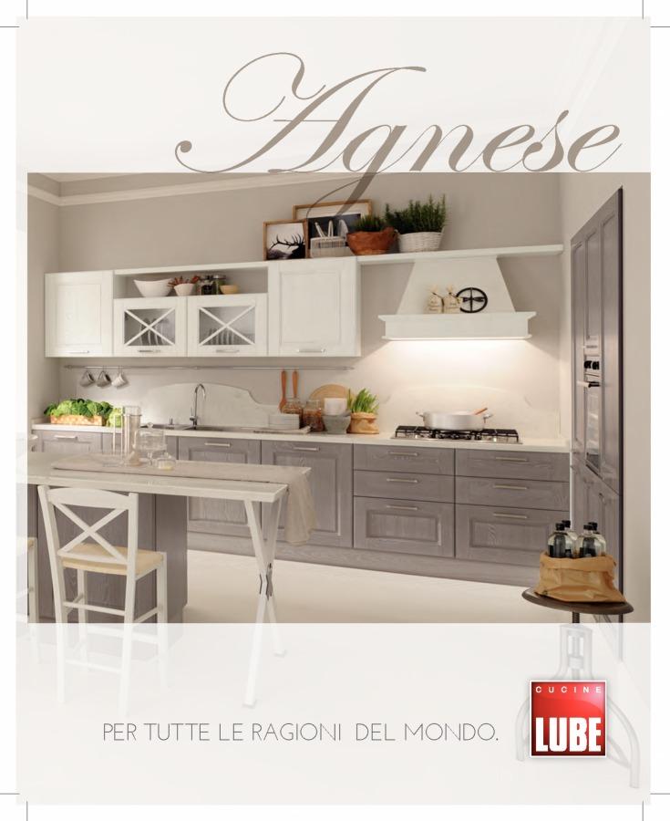 Cucina Agnese LUBE